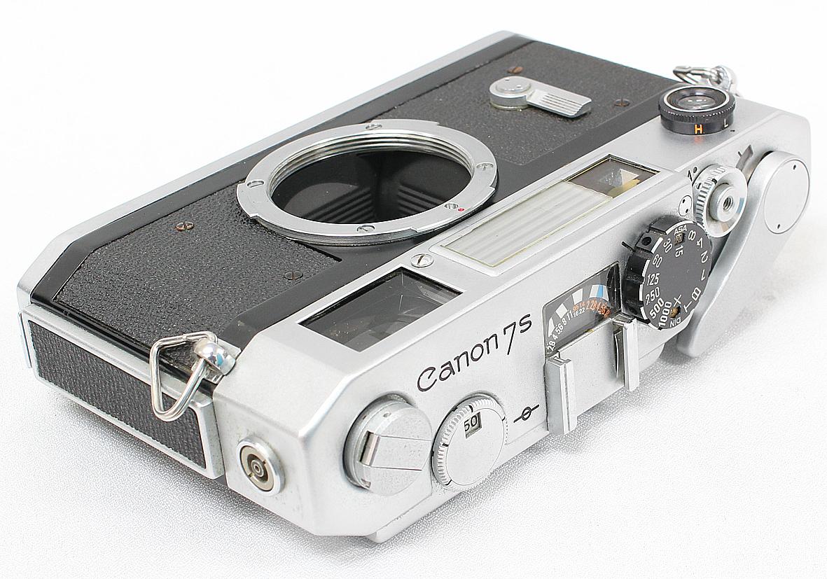 Canon キャノン 7s ボディ ジャンク品_画像2