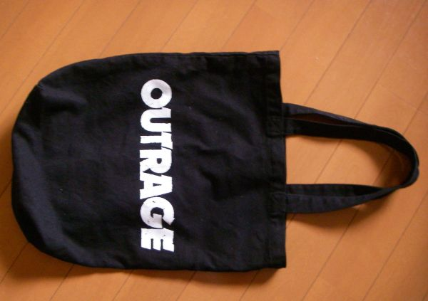 アウトレイジ OUTRAGE ディスクユニオンのバッグ
