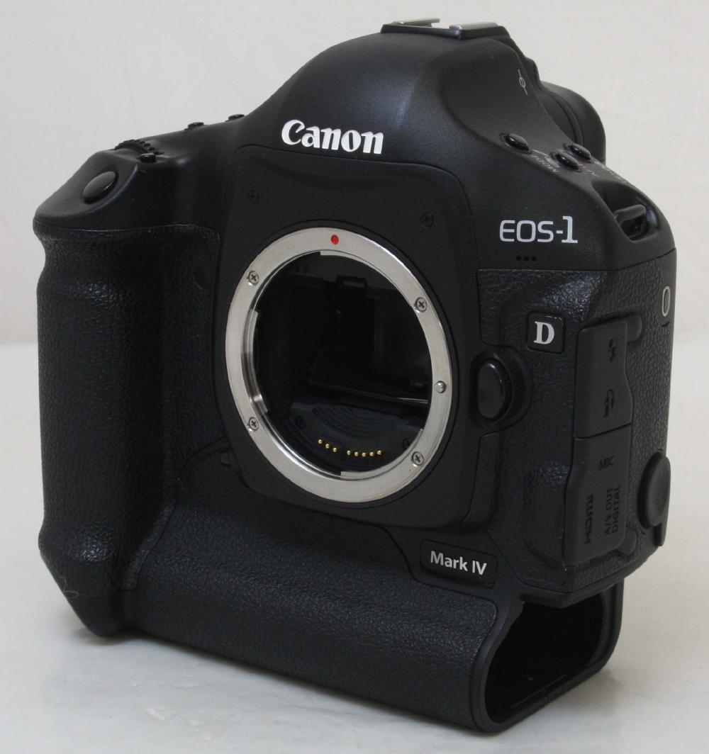 Canon (キヤノン) EOS-1D Mark IV ボディ ★美品・品質保証付(901009)