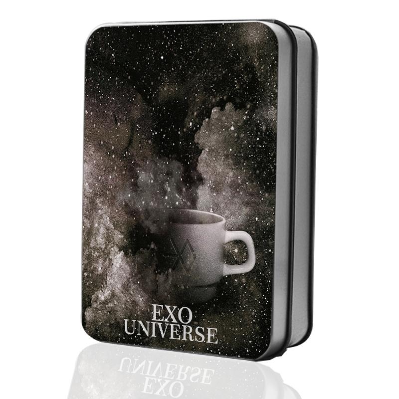 EXO universe ミニ写真40枚 (箱付く)