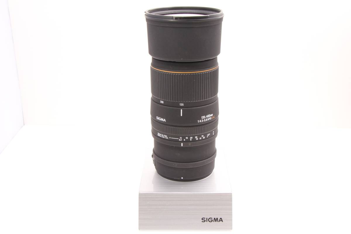 ★希少★シグマ SIGMA 135-400mm F4.5-5.6 APO DG フォーサーズ用