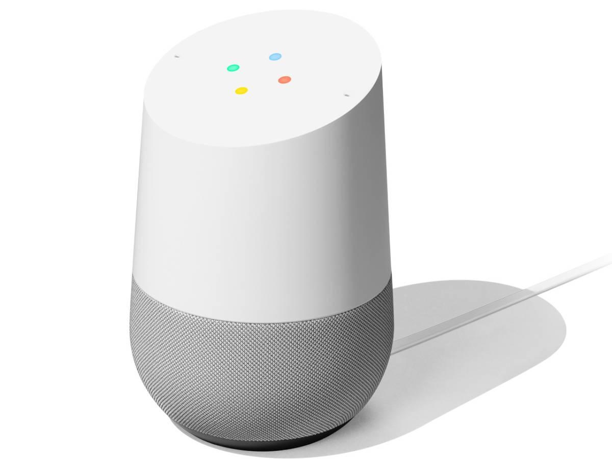 ○新品○Google Home GA3A00538A16〇AIスピーカー/グーグルホーム/スマートスピーカー〇_画像1