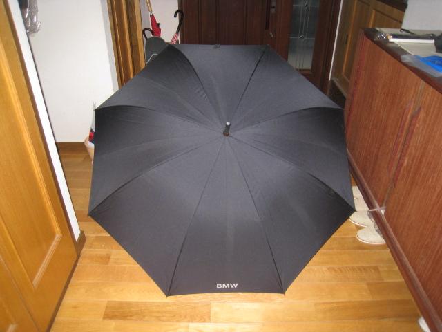 BMW 純正の傘 _画像2