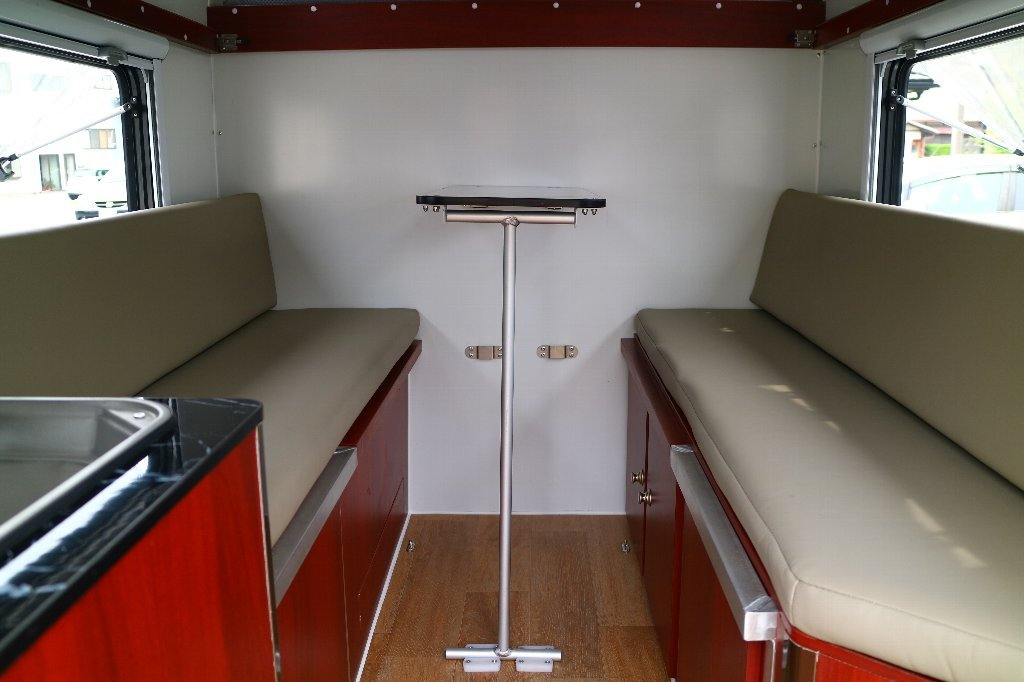 MINI MAX 軽トラック キャンパー ボックス 着脱可能 キャンピングカー キャンプ アウトドア 軽キャンパー_画像4