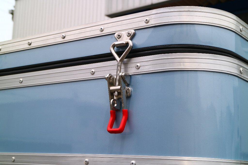 MINI MAX 軽トラック キャンパー ボックス 着脱可能 キャンピングカー キャンプ アウトドア 軽キャンパー_画像9