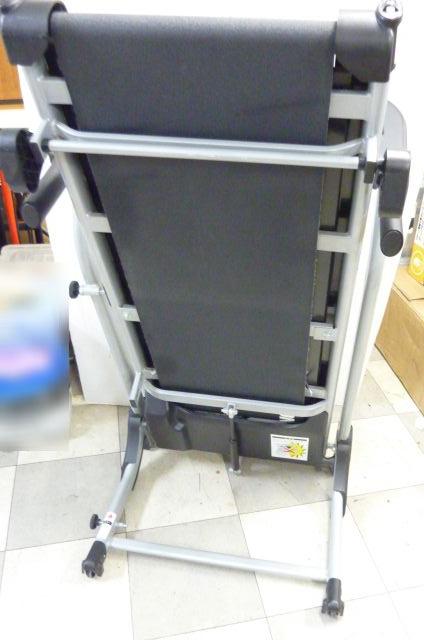 a784 ALINCO FITNESS PRO 電動ウォーカー ランニングマシン 動作品_画像10