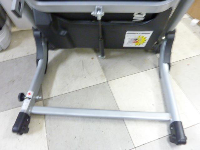 a784 ALINCO FITNESS PRO 電動ウォーカー ランニングマシン 動作品_画像8