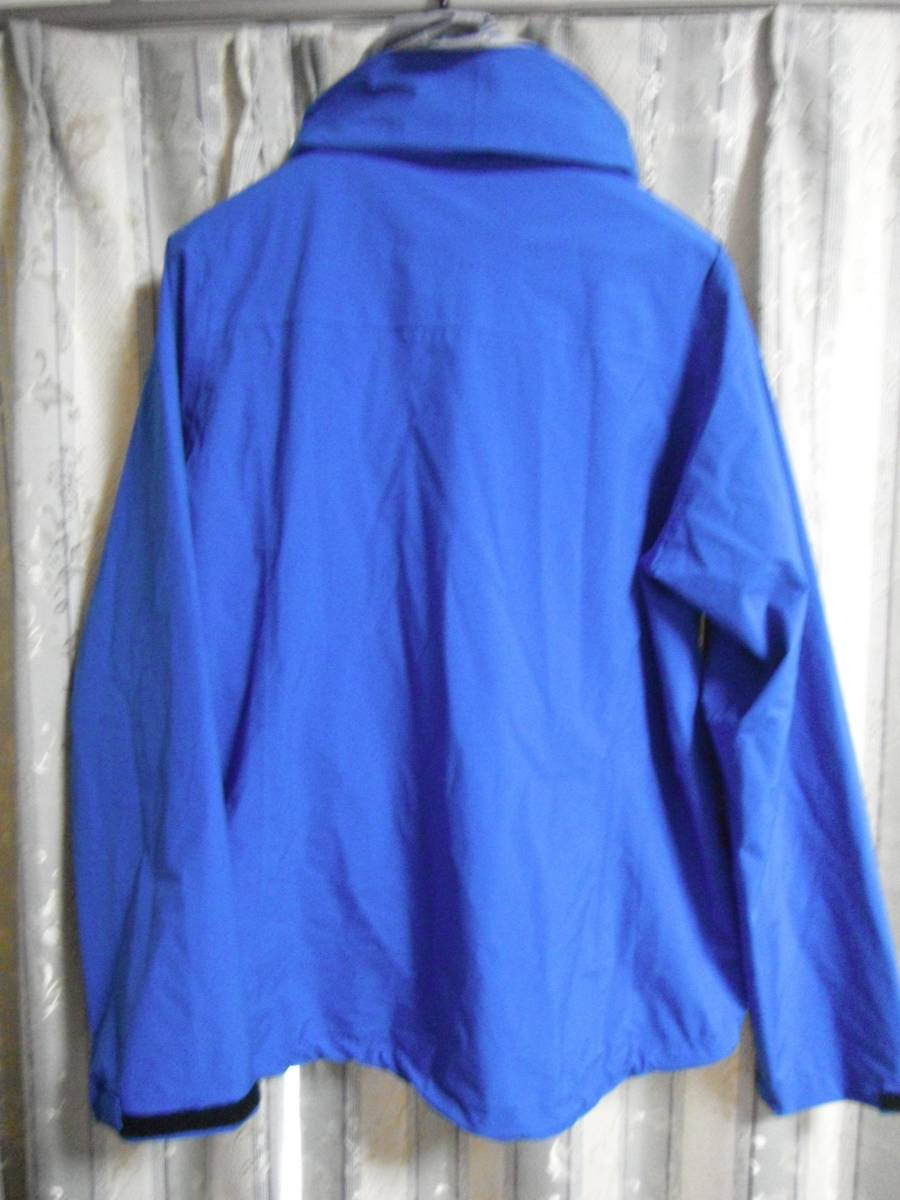 ホールアースwholeearth women's trekstar hoodie マウンテンパーカー S 未使用_画像2