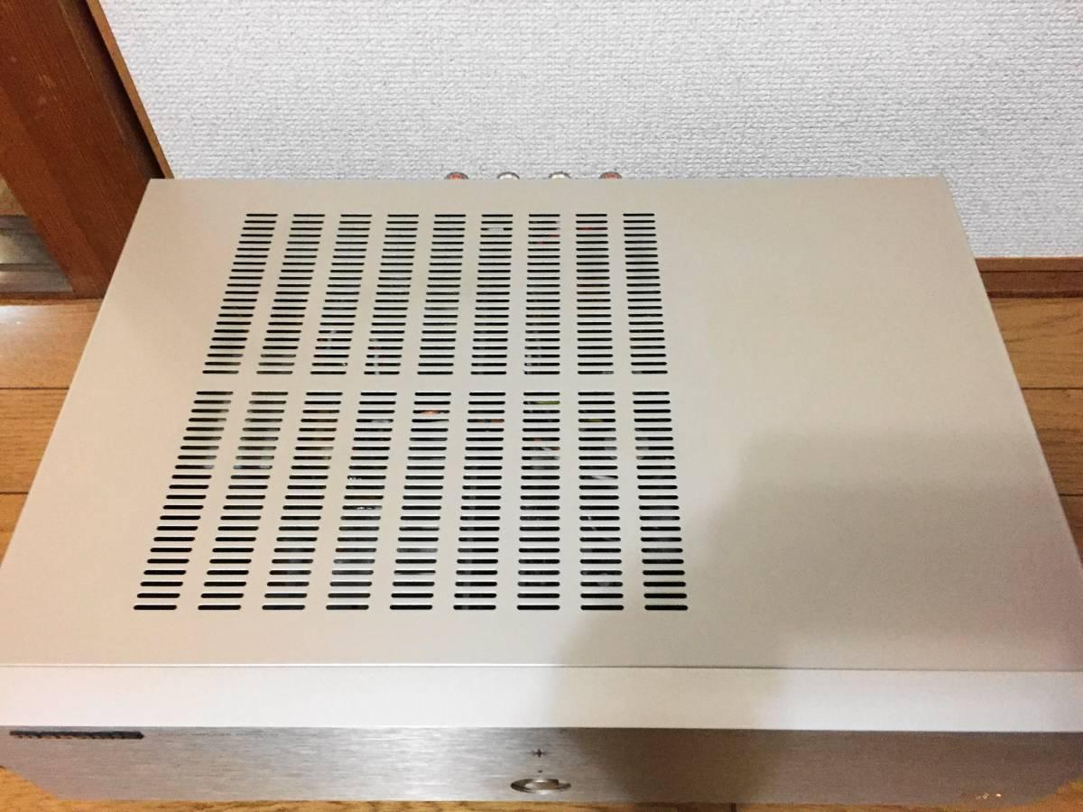 marantz マランツ SM6100SA Ver.2 パワーアンプ 美品ジャンク+おまけ付き_画像6