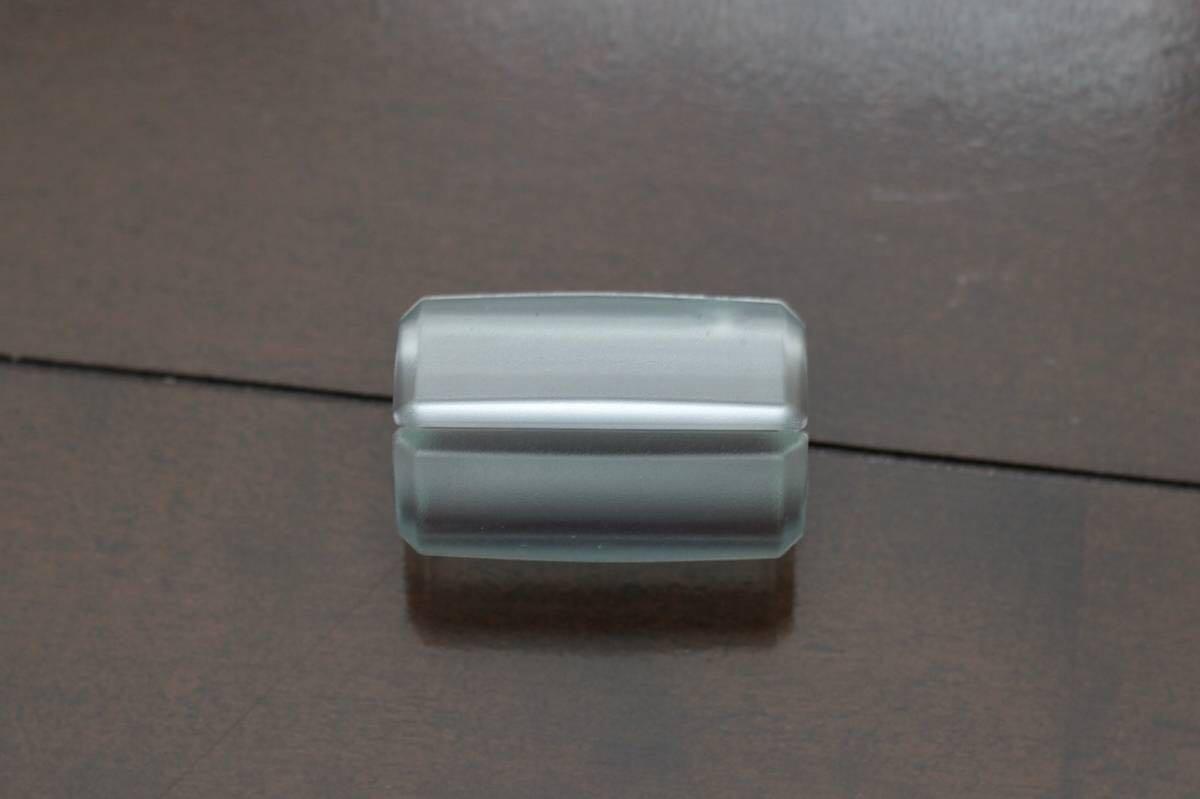 【新品】フレームプロテクター 透明 クロモリ トップチューブ ダウンチューブ 25.4mm 28.6mm 31.8mm用 (検)njsフレーム ピスト_画像2