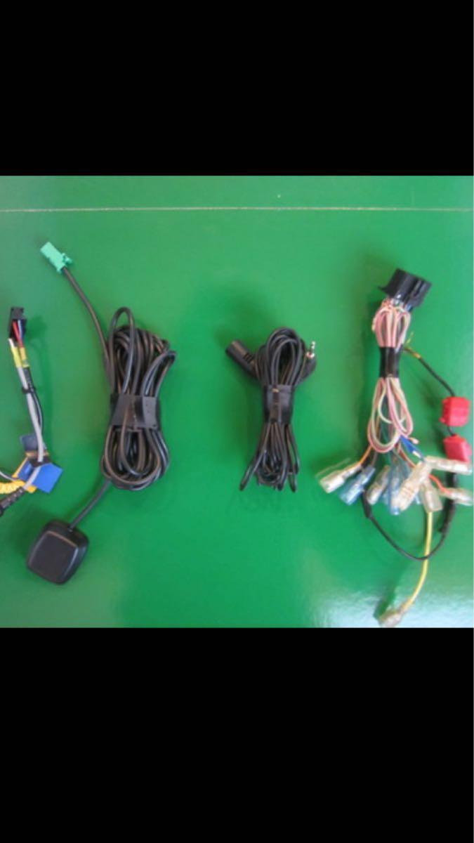 【1円すたーと】美品 carrozzeria AVIC-ZH77 完動品 地上デジタルTV/DVD/CD/Bluetooth/USB/SD/ HDDナビ サイバーナビ パイオニア_画像7