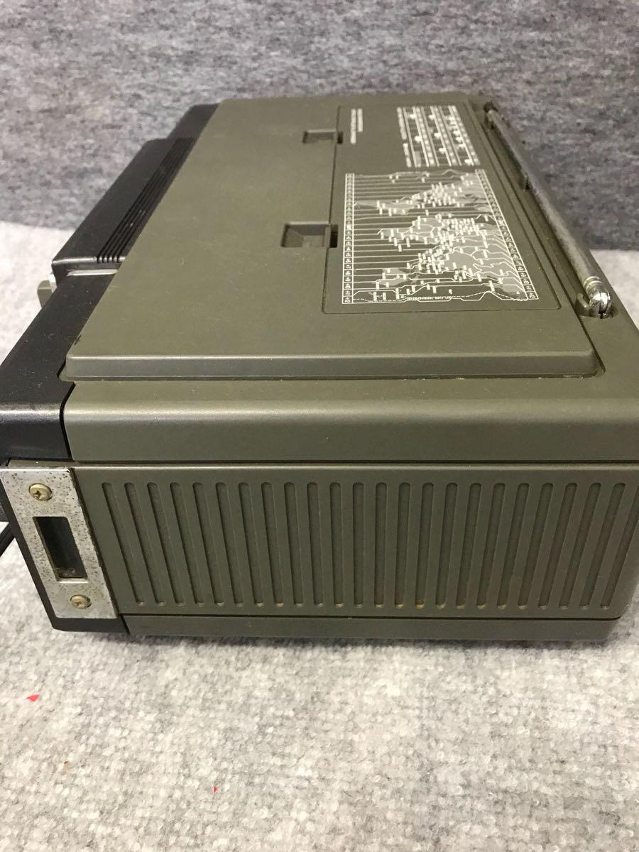 ジャンク National RF-B30 ラジオ_画像6