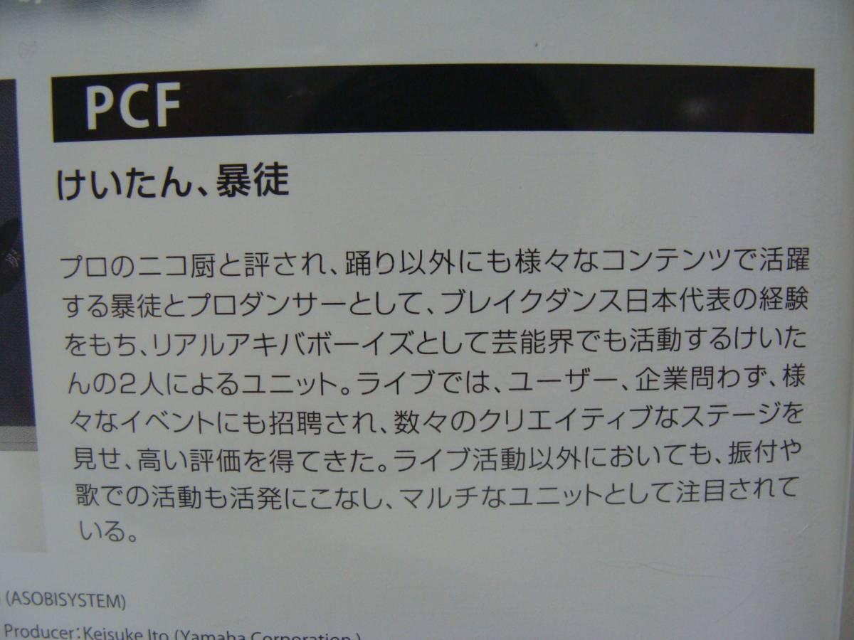 【中古DVD】ODOROOM ただのん&TAKUMA / PCF【2タイトルセット】_画像5