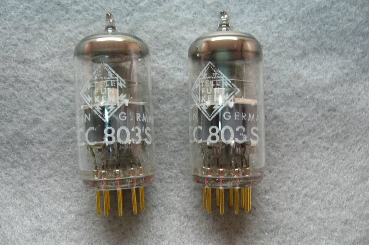 TELEFUNKEN ECC803S 2本 新品
