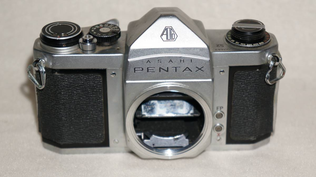 ペンタックスのカメラ・ジャンク部品取りまとめて5台のセットです。_画像6