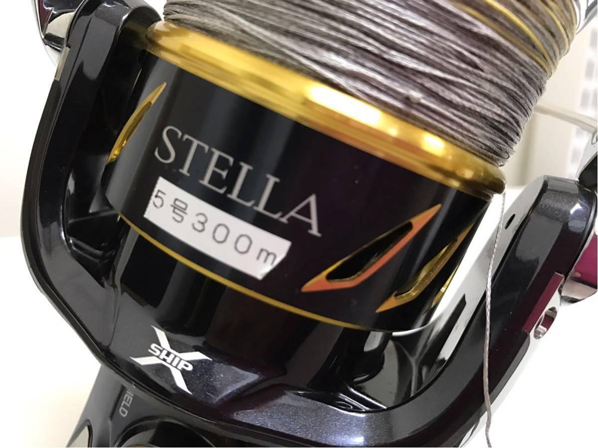 ☆ SHIMANO ステラ STELLA SW1400XG リール 中古 美品 ~売り切り 1円スタート~_画像7
