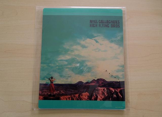 ノエル・ギャラガー Noel Gallagher's High Flying Birds マウスパッド