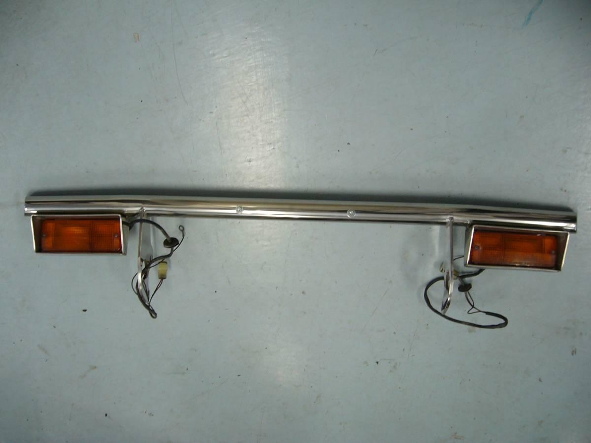 TAC ジムニーJA11用フリントバンパー中古品