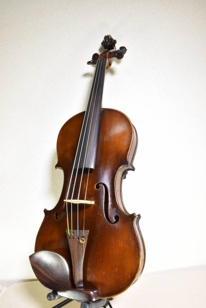 ★☆バイオリン 4/4 鈴木政吉 №6 1907~1933年製 修繕調整済み☆★