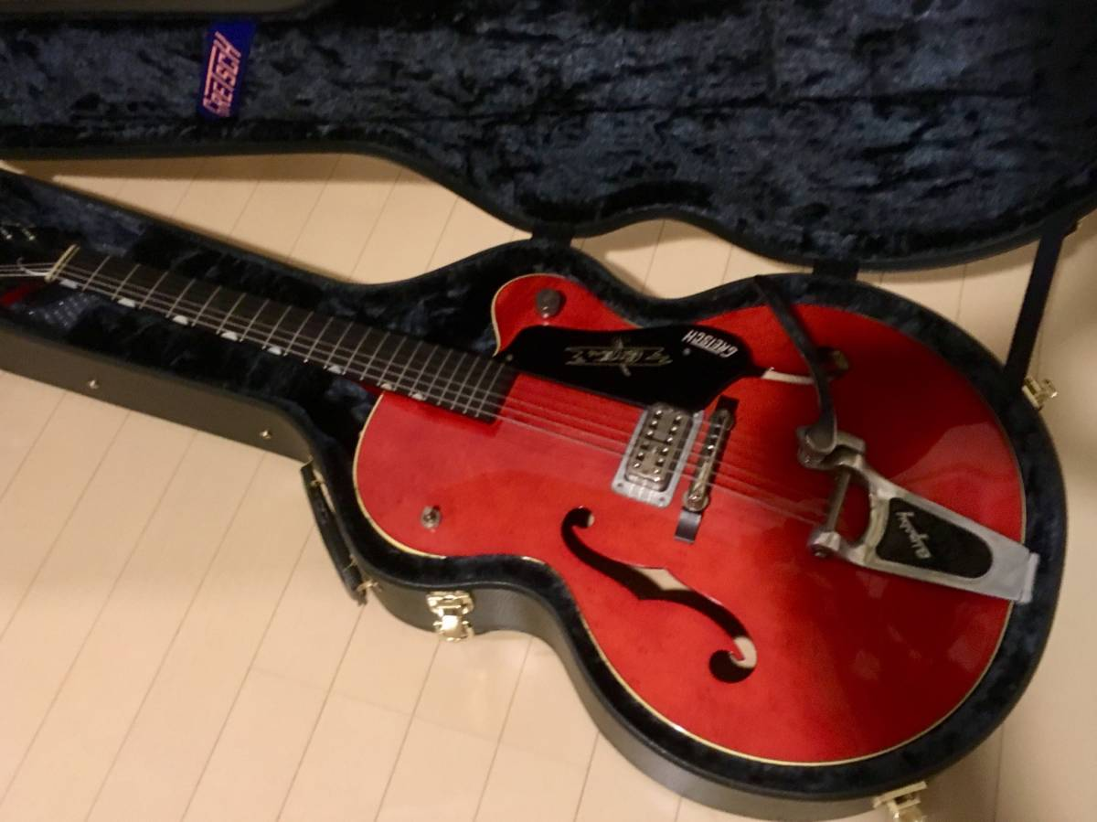 【中古美品・送料込み】G6119-1959 Chet Atkins Tennessee Rose