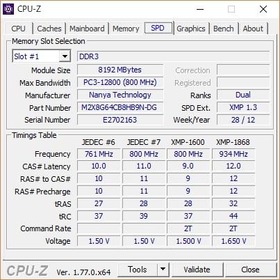 自作PC CPU Core i7 3770S メモリ16G ACアダプター駆動_画像9