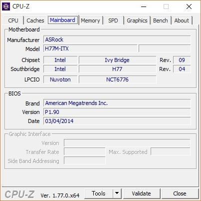 自作PC CPU Core i7 3770S メモリ16G ACアダプター駆動_画像10