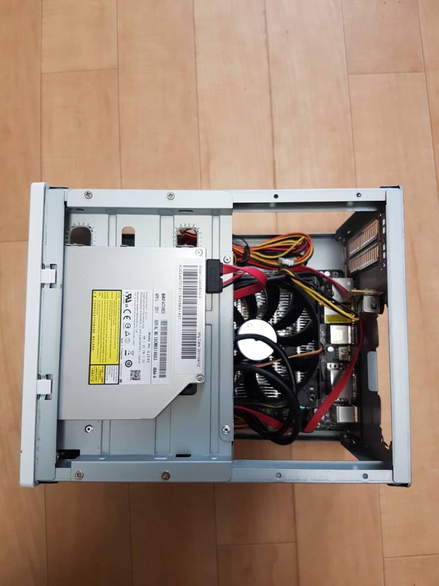 自作PC CPU Core i7 3770S メモリ16G ACアダプター駆動_画像2