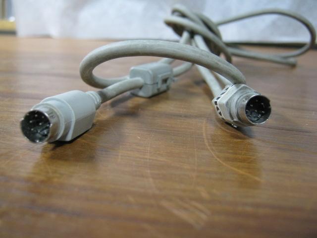 【プリンターケーブル(シリアルポート用・2.1m) Apple Macintoshシリーズ対応プリンタケーブル。シリアルポート用】∥_画像1