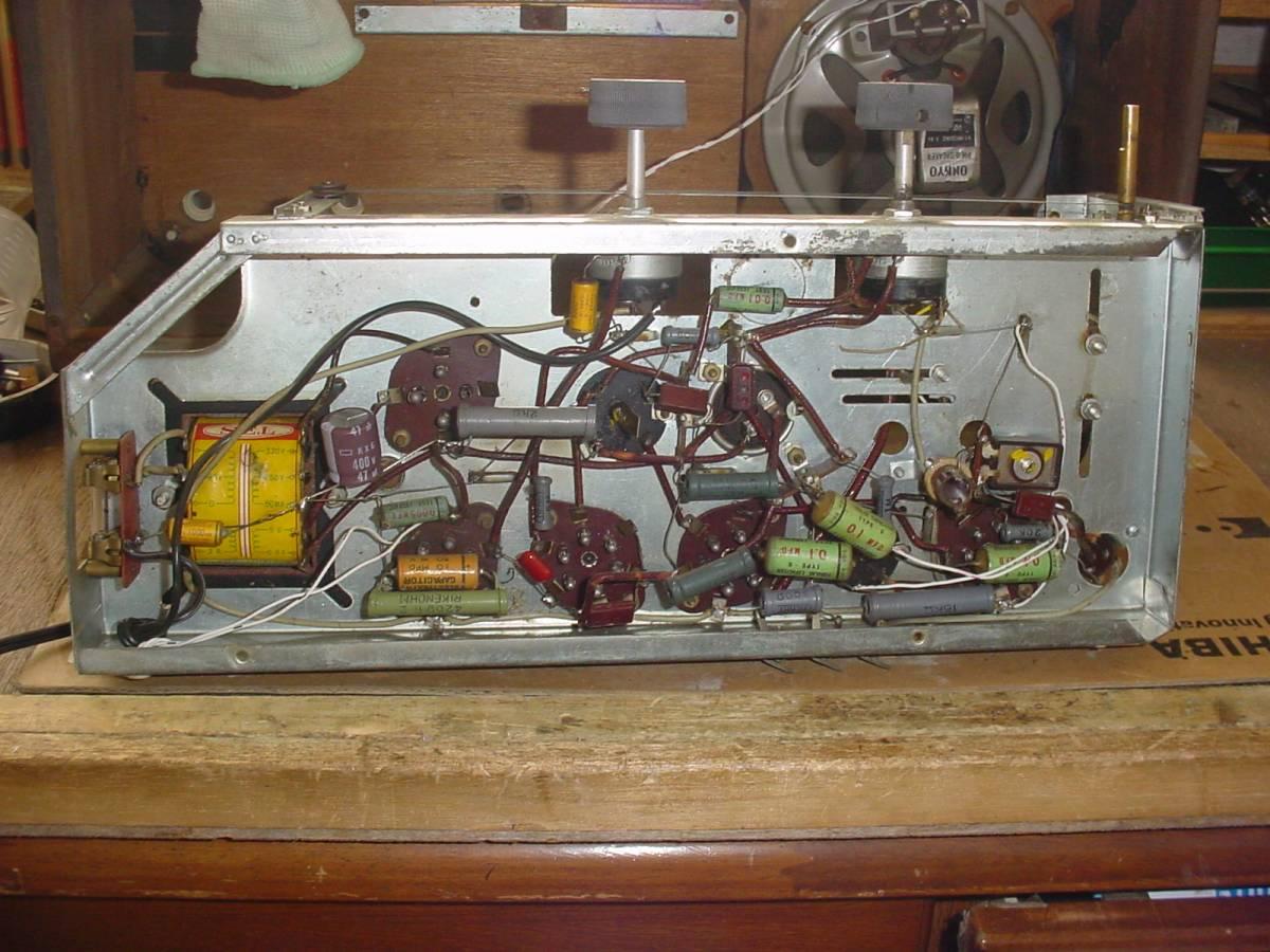 タイヘイ ST管スーパーラジオ GR-15_画像8