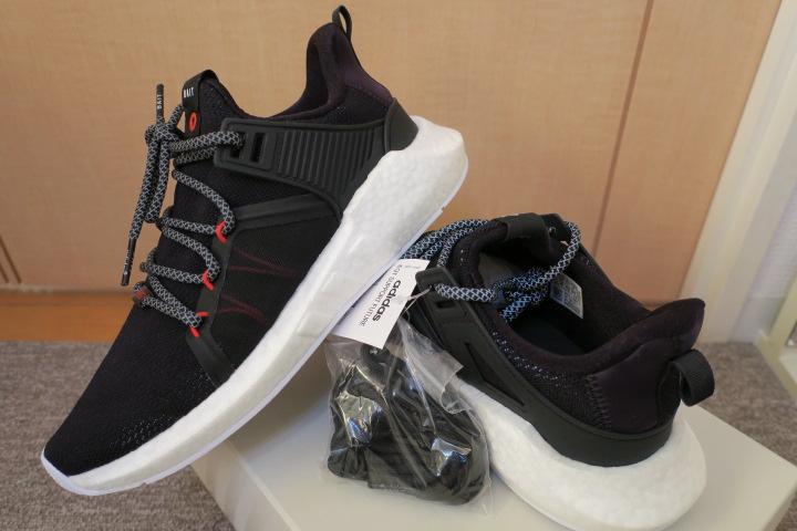 国内正規品!adidas x BAIT consortium EQT SUPPORT FUTURE 26.5cm 新品 US8.5 アディダス コンソーシアム NMD ultra boost pk ブースト R_画像5