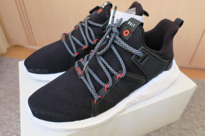 国内正規品!adidas x BAIT consortium EQT SUPPORT FUTURE 26.5cm 新品 US8.5 アディダス コンソーシアム NMD ultra boost pk ブースト R_画像7