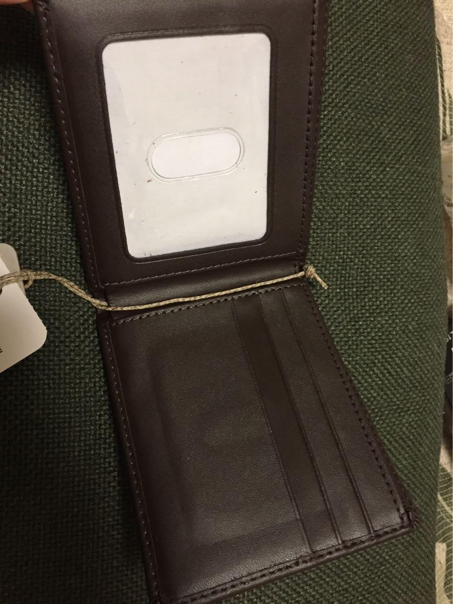 カーハート carhartt WIP カードウォレット 財布 新品 凹みあり_画像2