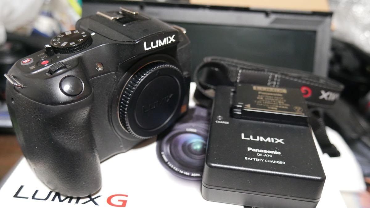 LUMIX DMC-G6 通常使用品