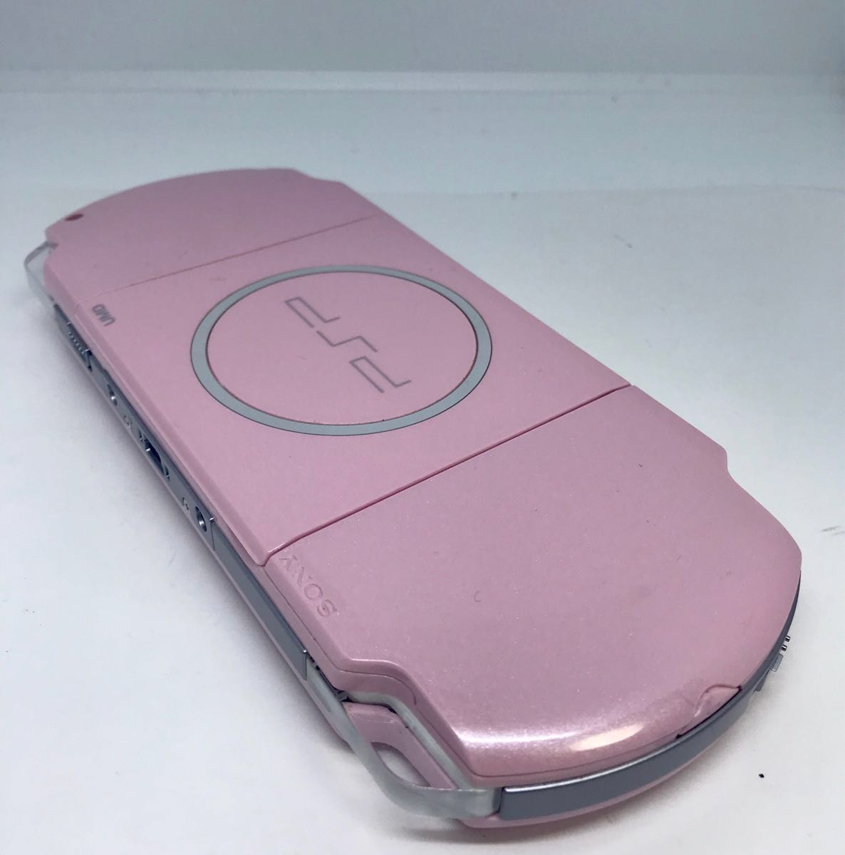 PSP 3000 本体 綺麗な美品!ピンク 動作確認済み品_画像6