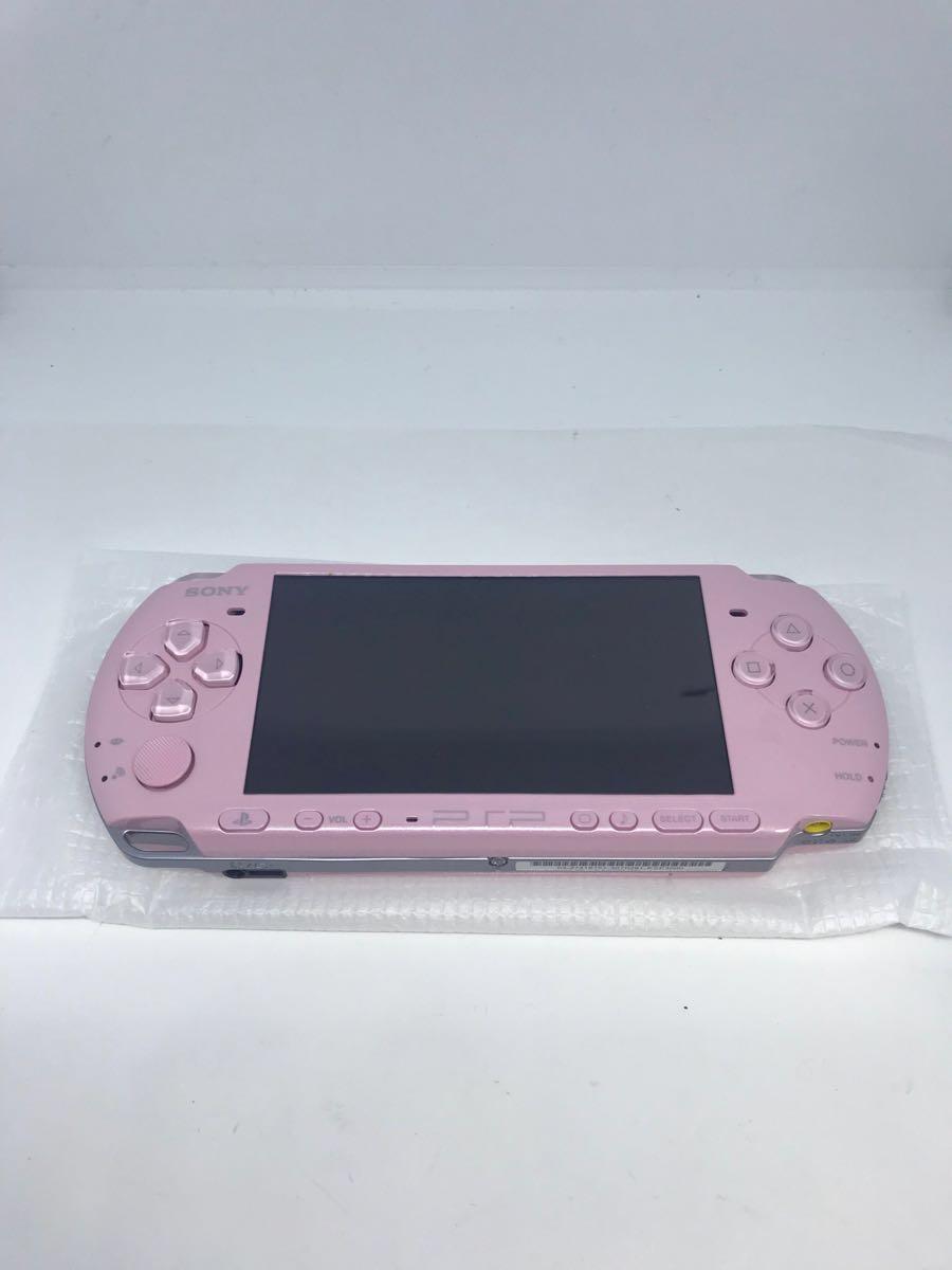 PSP 3000 本体 綺麗な美品!ピンク 動作確認済み品_画像2