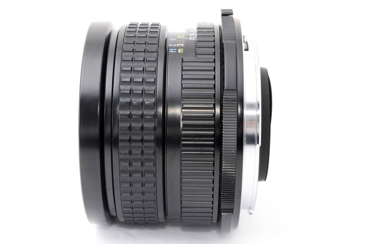 1円スタート!!!!! ペンタックス 67用レンズ Pentax 67 45mm F4 MF Lens マニュアルフォーカスレンズ レンズクリーニング済☆_画像8