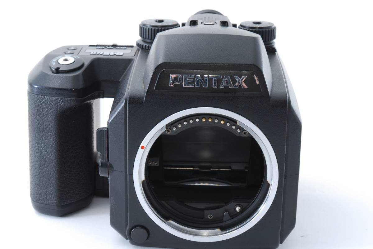 1円スタート!!!! ペンタックス 645 Nii Medium Format Camera body 動作良好、外観綺麗、美品☆_画像2