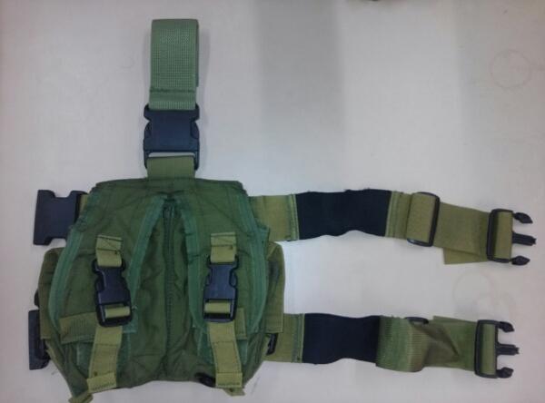 SOE製 レッグリグマグポーチ seal ranger pj delta 特殊部隊