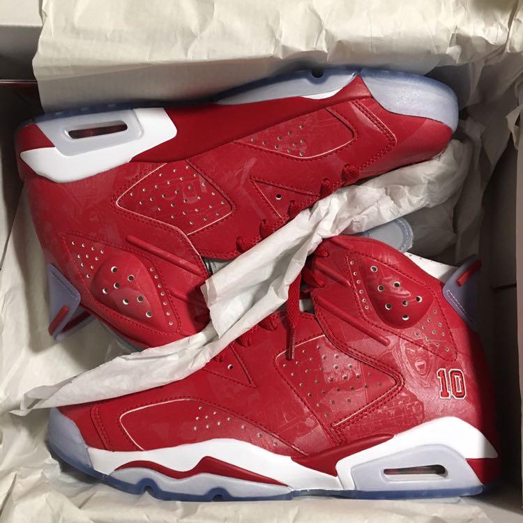 NIKE AIR JORDAN 6 RETRO × SLAM DUNK 27.5cm new goods Nike Jordan Slam Dunk