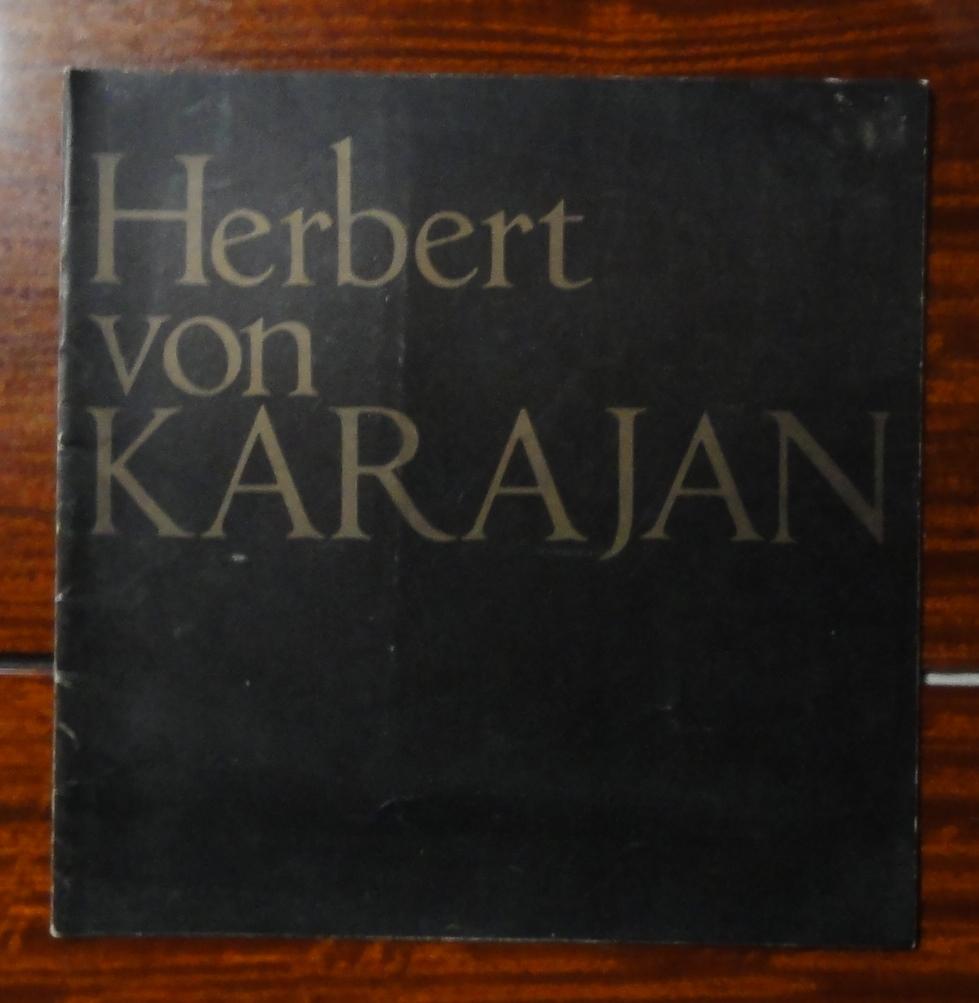 ヘルベルト・フォン・カラヤン/ベルリン・フィルハーモニー管弦楽団【映画】「ベートーヴェン/交響曲第9番「合唱」プログラム
