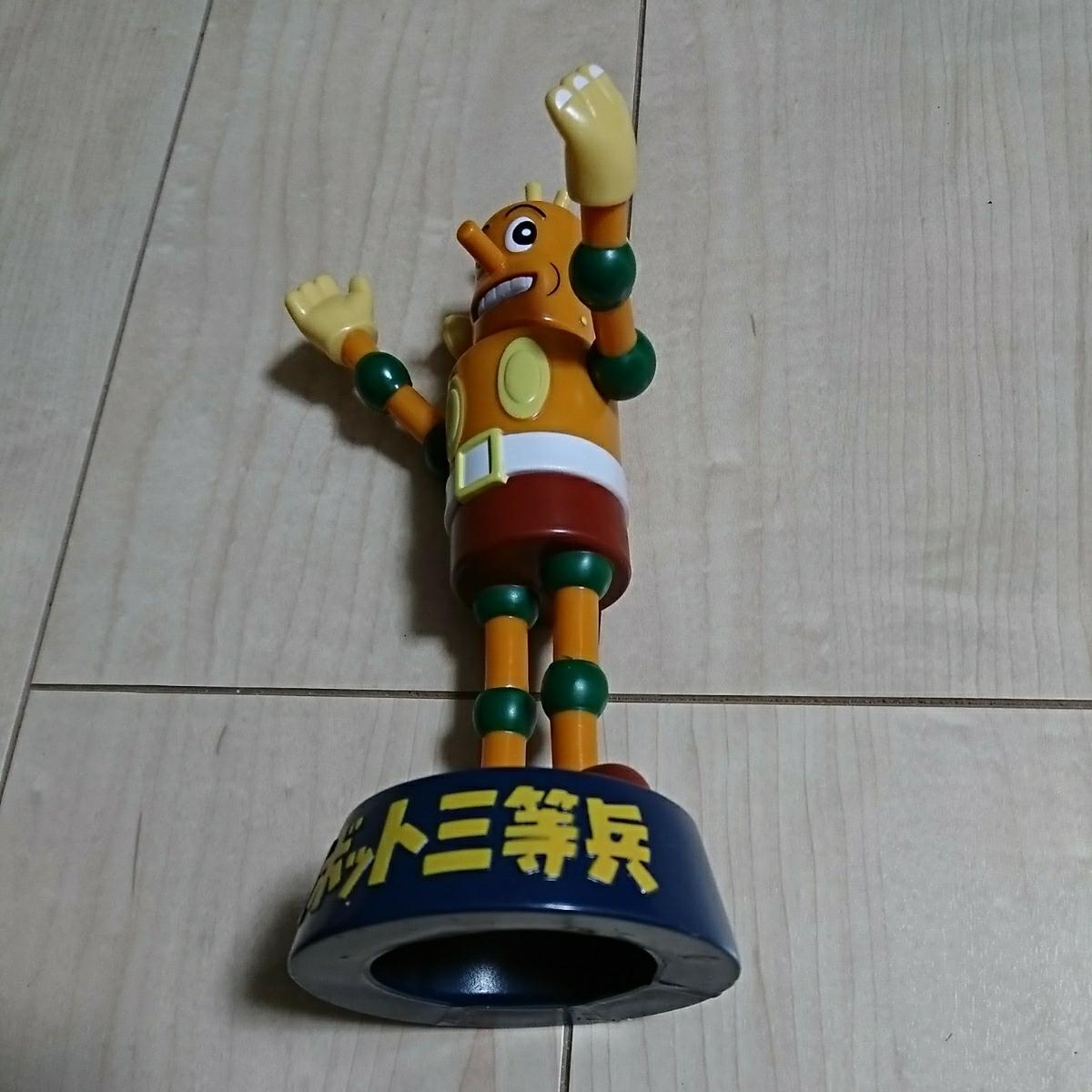 ■御愛嬌出品『ロボット三等兵』figure1体。箱付。曼陀羅華&Toysclub共同企画。前谷惟光原作。戦争に対する風刺諧謔のirony。_画像7
