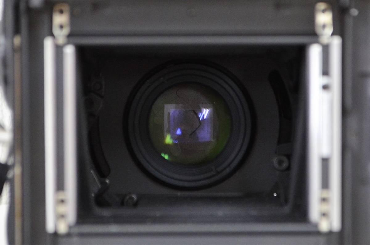 1★ゼンザ ブロニカ ZENZA BRONICA ETR Si フィルムカメラ ZENZANON-PE 1:2.8 f=50mm ジャンク品 1円スタート_画像6