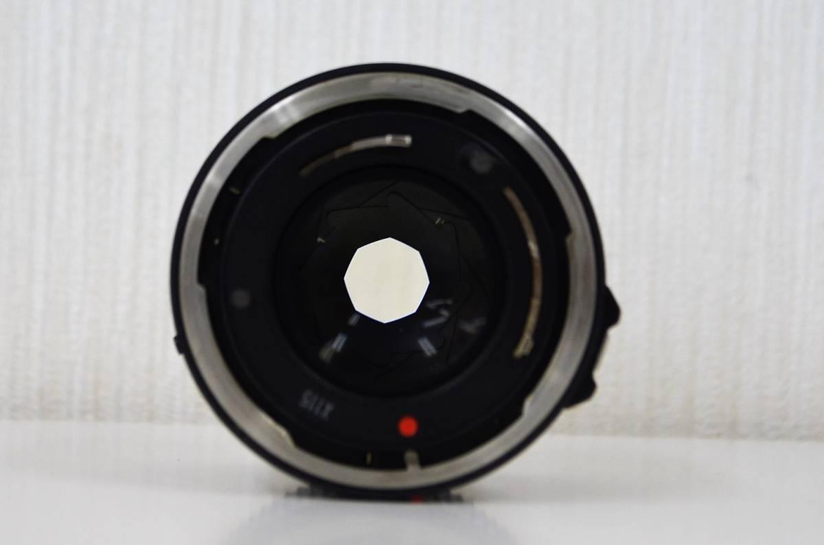 1★キャノン Canon A-1 フィルムカメラ マニュアルフォーカス CANON LENS FD 50mm 1:1.4 ジャンク品 1円スタート_画像9