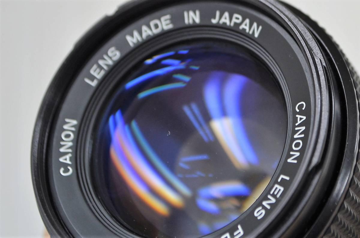 1★キャノン Canon A-1 フィルムカメラ マニュアルフォーカス CANON LENS FD 50mm 1:1.4 ジャンク品 1円スタート_画像8