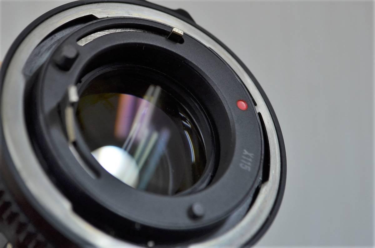 1★キャノン Canon A-1 フィルムカメラ マニュアルフォーカス CANON LENS FD 50mm 1:1.4 ジャンク品 1円スタート_画像10