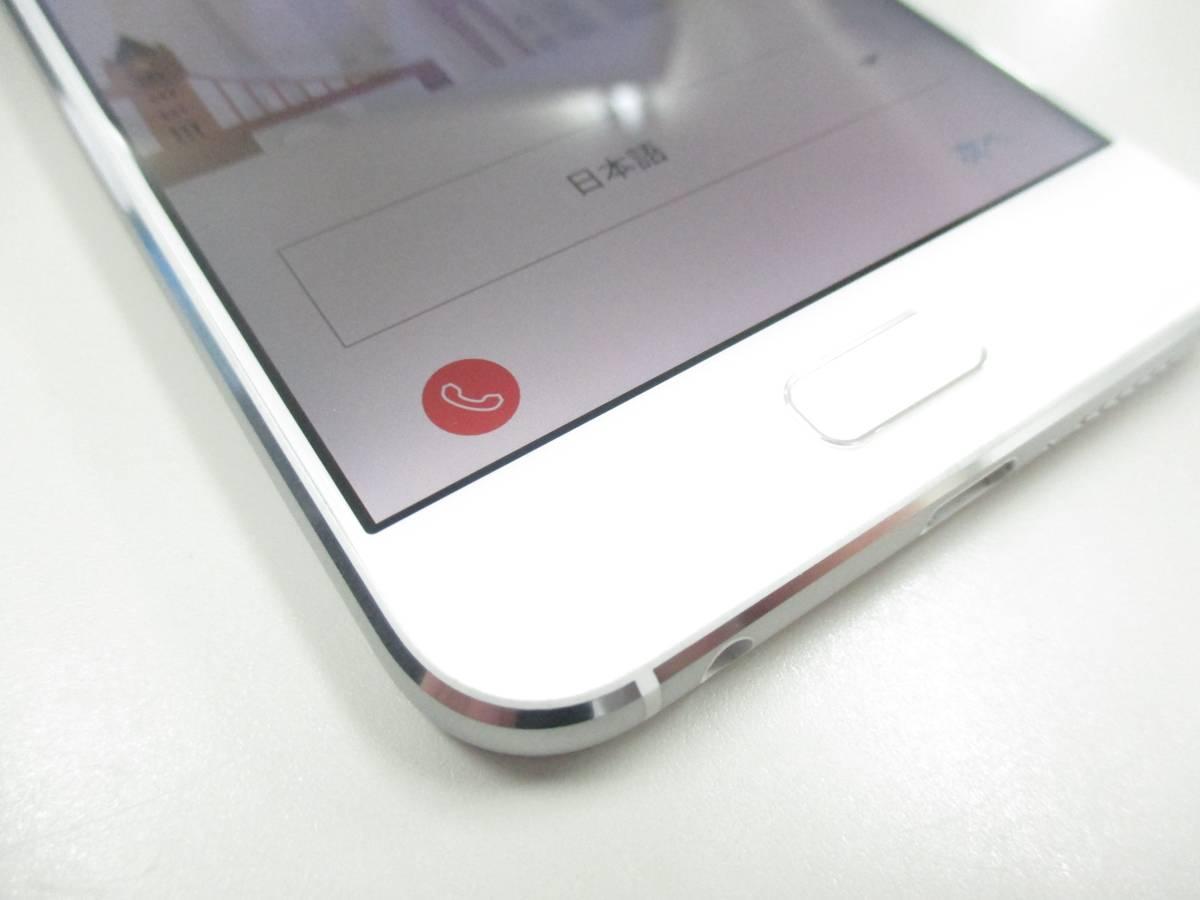 ◆◇1スタ 国内版SIMフリー ASUS ZenFone 4 ZE554KL-WH64S6 ホワイト 中古美品◇◆_画像3