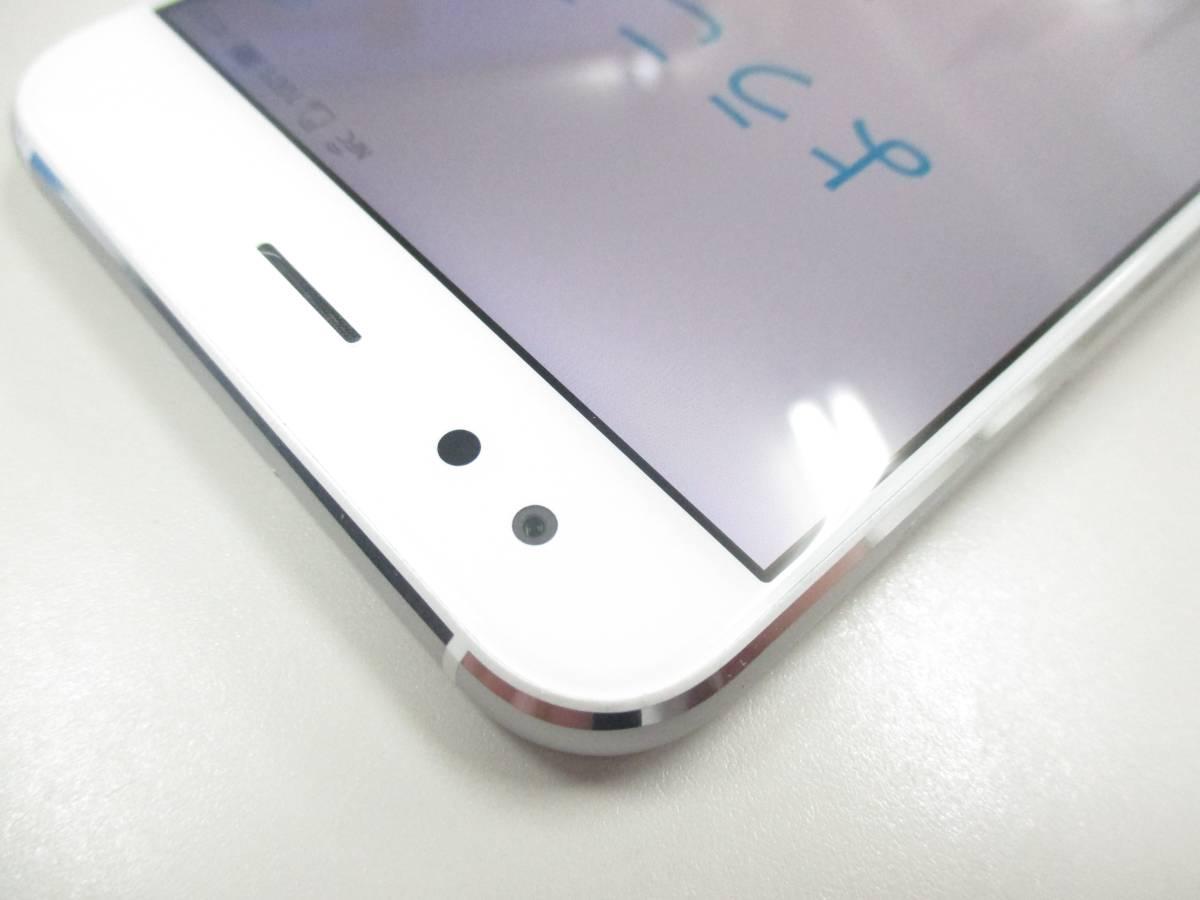 ◆◇1スタ 国内版SIMフリー ASUS ZenFone 4 ZE554KL-WH64S6 ホワイト 中古美品◇◆_画像4