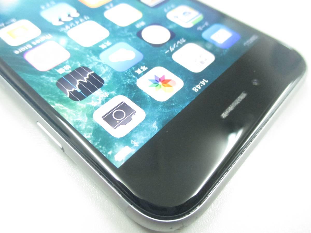 ◆◇1スタ docomo ○判定 iPhone6S 64GB MKQN2J/A スペースグレイ 中古品◇◆_画像5