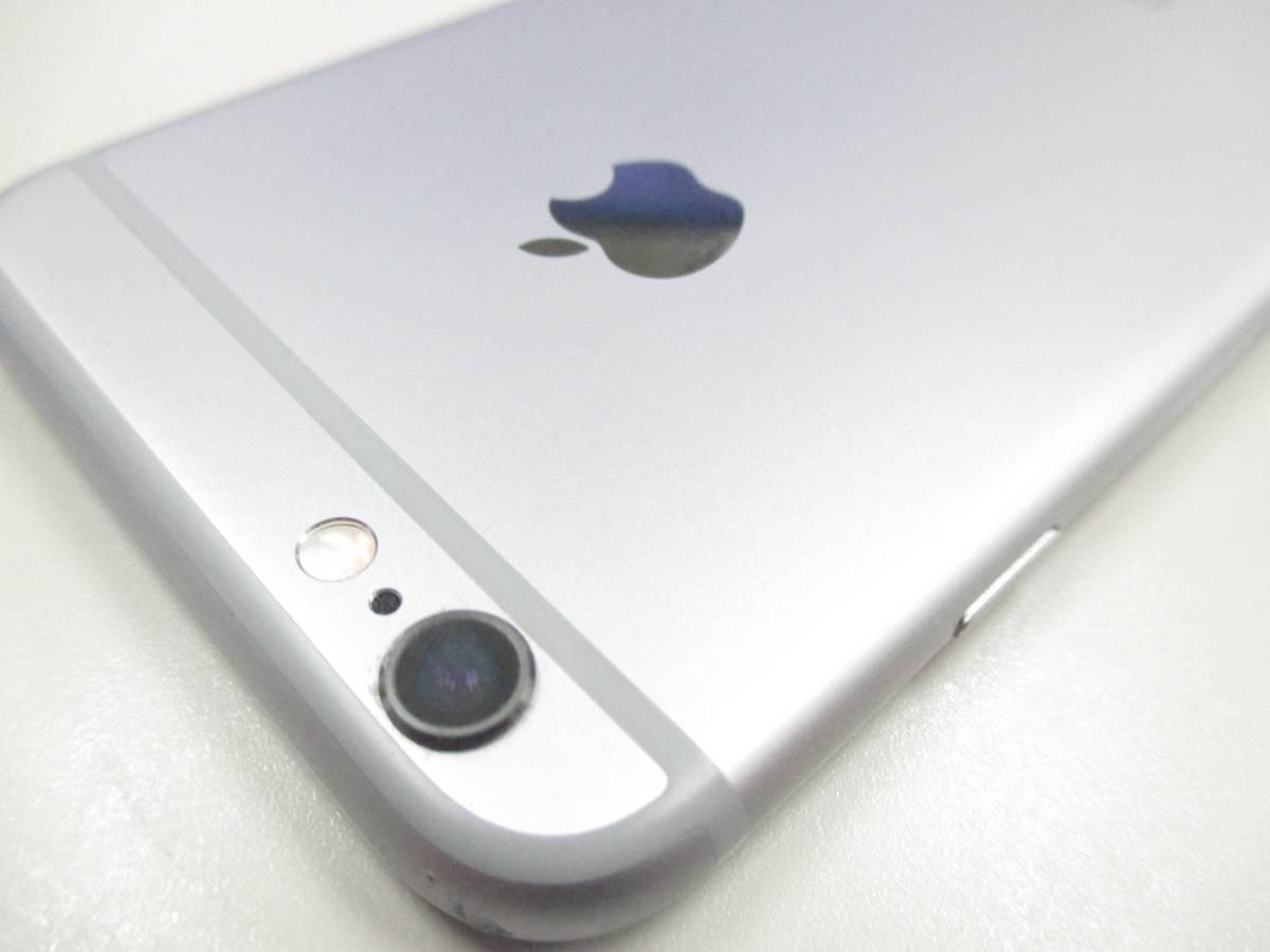 ◆◇1スタ docomo ○判定 iPhone6S 64GB MKQN2J/A スペースグレイ 中古品◇◆_画像9