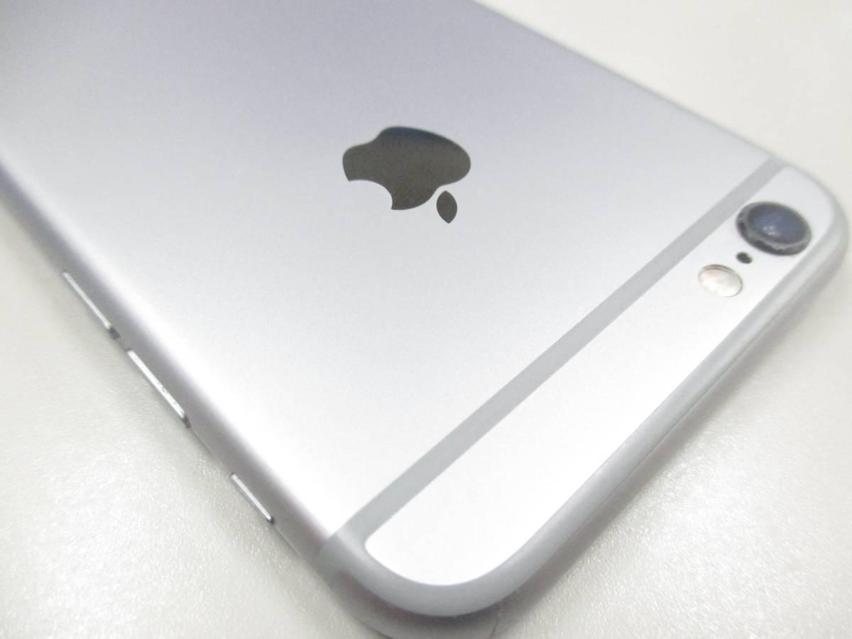 ◆◇1スタ docomo ○判定 iPhone6S 64GB MKQN2J/A スペースグレイ 中古品◇◆_画像10